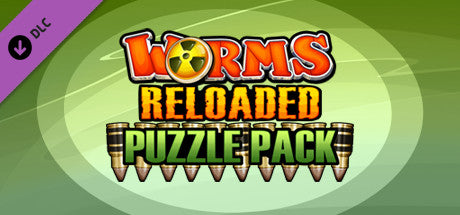 WORMS RELOADED - PUZZLE PACK (DLC) - STEAM - PC - EU