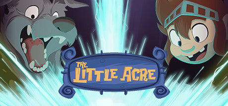 THE LITTLE ACRE - STEAM - PC / MAC - WORLDWIDE