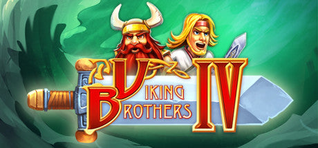 VIKING BROTHERS 4 - STEAM - PC - WORLDWIDE