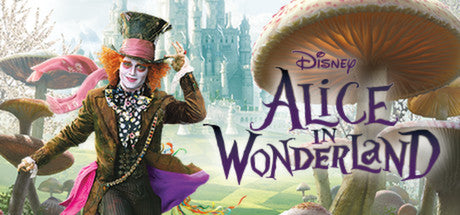 DISNEY ALICE IN WONDERLAND - STEAM - PC