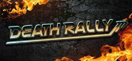 DEATH RALLY - STEAM - PC - WORLDWIDE