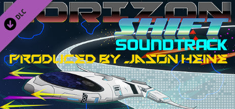 HORIZON SHIFT - SOUNDTRACK (DLC) - STEAM - PC - WORLDWIDE