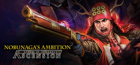 NOBUNAGA'S AMBITION: SPHERE OF INFLUENCE - ASCENSION - STEAM - PC