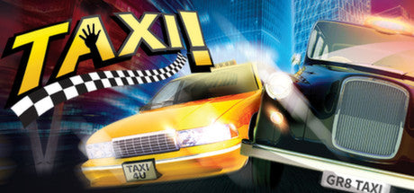 TAXI - STEAM - PC - WORLDWIDE