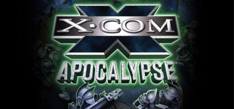 X-COM: APOCALYPSE - STEAM - PC - EU