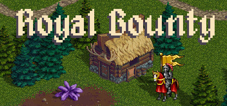 ROYAL BOUNTY (HD) - STEAM - MULTILANGUAGE - WORLDWIDE - PC
