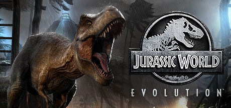 JURASSIC WORLD EVOLUTION - STEAM - PC - WORLDWIDE