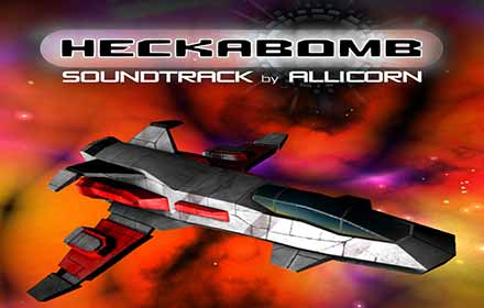 HECKABOMB - SOUNDTRACK (DLC) - STEAM - PC - WORLDWIDE