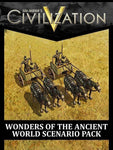 SID MEIER'S CIVILIZATION V - WONDERS OF THE ANCIENT WORLD SCENARIO PACK (DLC) - STEAM - PC - EU