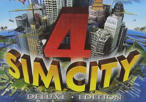 SIMCITY 4 DELUXE - STEAM (MAC) - WORLDWIDE