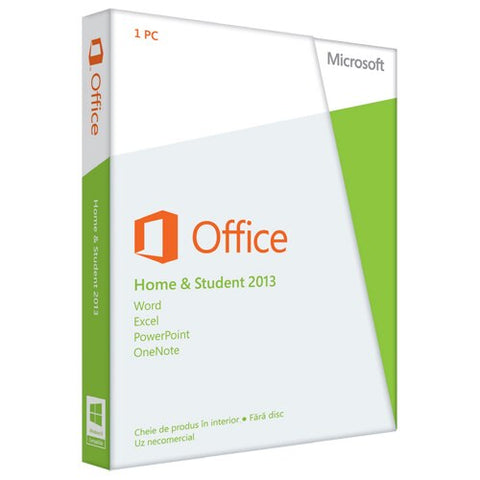 MS OFFICE 2013 HOME AND STUDENT OEM - OFFICIAL WEBSITE - MULTILANGUAGE - WORLDWIDE - PC Libelula Vesela
