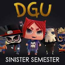 D.G.U. - SINISTER SEMESTER (DLC) - STEAM - PC - WORLDWIDE