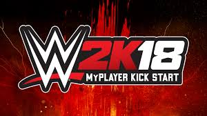 WWE 2K18 - MYPLAYER KICKSTARTER PACK (DLC) - STEAM - PC - EU