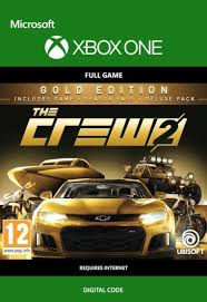 THE CREW 2 GOLD EDITION (XBOX ONE) - UPLAY - MULTILANGUAGE - EU