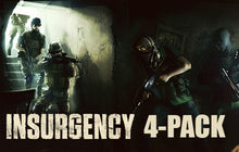INSURGENCY 4-PACK - STEAM - PC