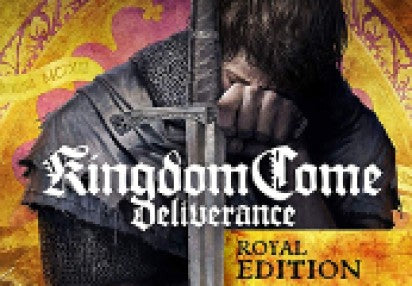 KINGDOM COME: DELIVERANCE (ROYAL EDITION) - STEAM - PC - EU