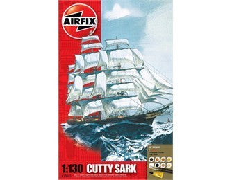 KIT CONSTRUCTIE SI PICTURA CORABIE CUTTY SARK (50045)