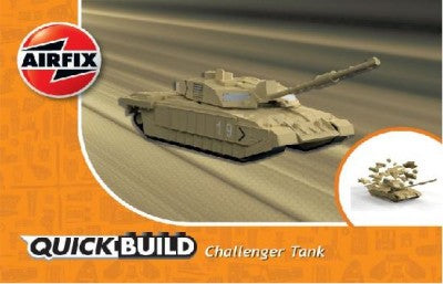 KIT CONSTRUCTIE  QUICK BUILD TANC - AIRFIX (AFJ6010)