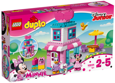 BUTICUL COCHET MINNIE MOUSE - LEGO (10844)
