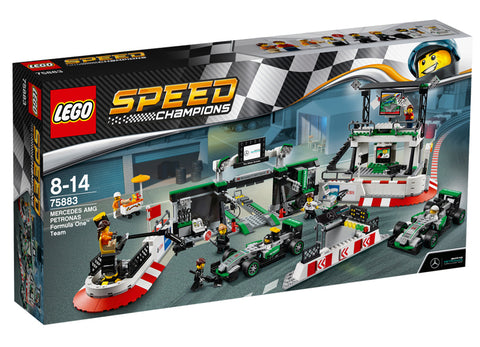 MERCEDES AMG PETRONAS FORMULA ONE TEAM - LEGO (75883)