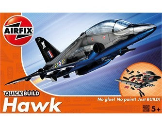 MACHETA AVION DE CONSTRUIT BAE HAWK - AIRFIX (AFJ6003)