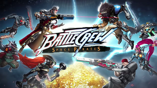 BATTLECREW SPACE PIRATES - UNLIMITED - STEAM - PC - WORLDWIDE