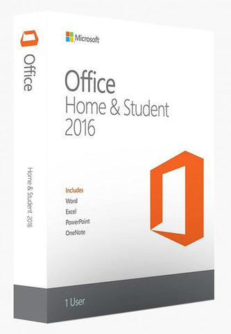 MICROSOFT OFFICE HOME & STUDENT 2016 - OFFICIAL WEBSITE - MULTILANGUAGE - WORLDWIDE - PC Libelula Vesela