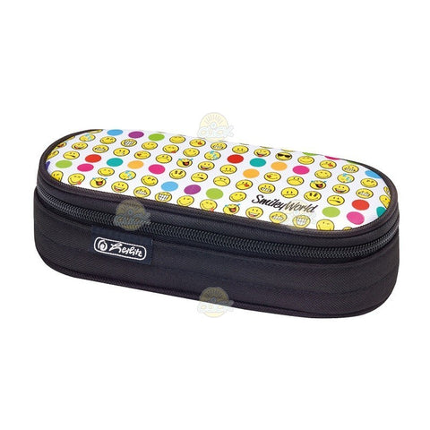 NECESSAIRE HERLITZ BE.BAG SMILEY RAINBOW FACES - 50015214