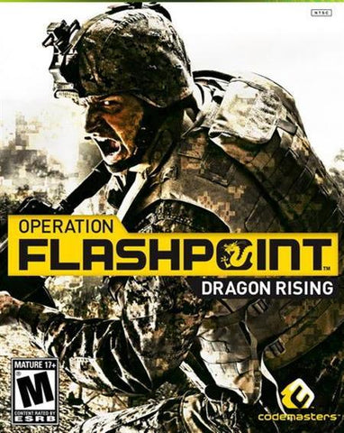 OPERATION FLASHPOINT: DRAGON RISING (ROW) - STEAM - PC - EMEA, US & ASIA