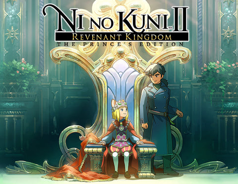 NI NO KUNI II (THE PRINCE'S EDITION) - STEAM - PC - EMEA & ASIA