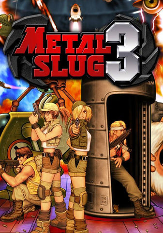METAL SLUG 3 - STEAM - PC - WORLDWIDE