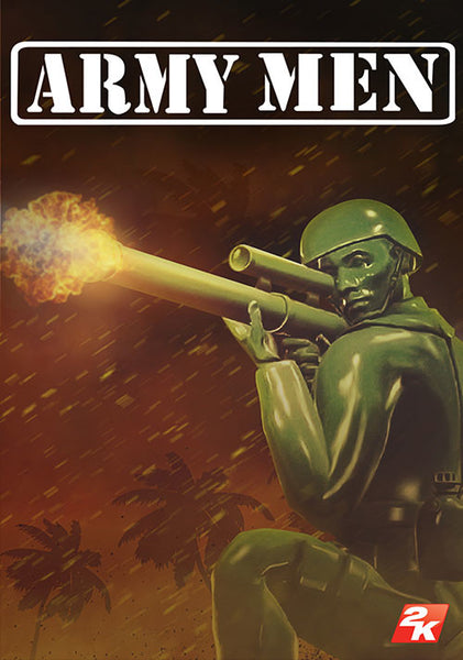 ARMY MEN - STEAM - PC - WORLDWIDE