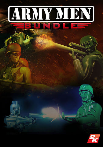 ARMY MEN BUNDLE - STEAM - PC - WORLDWIDE