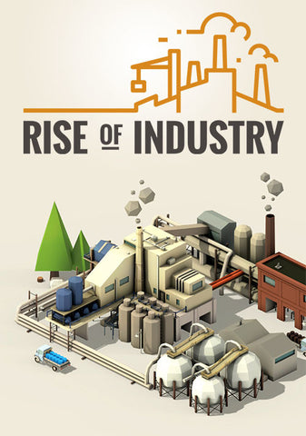 RISE OF INDUSTRY - PC - STEAM - MULTILANGUAGE - EU