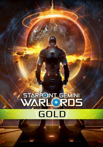 STARPOINT GEMINI WARLORDS (GOLD PACK) - STEAM - PC - WORLDWIDE