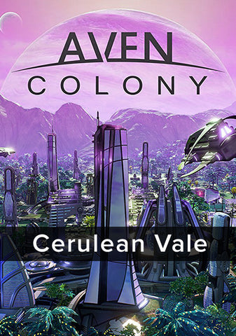 AVEN COLONY - CERULEAN VALE (DLC) - STEAM - PC - WORLDWIDE