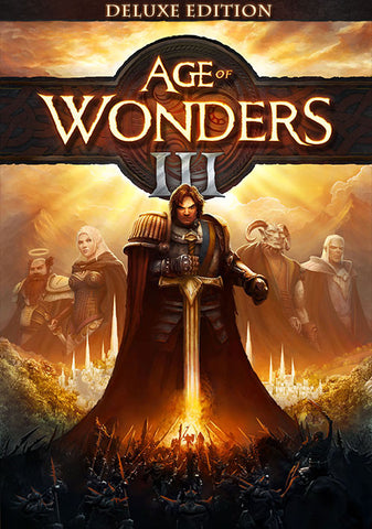 AGE OF WONDERS 3 - DELUXE EDITION - STEAM - PC - EU