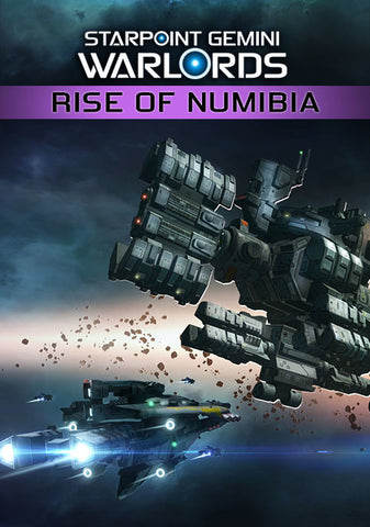 STARPOINT GEMINI WARLORDS - RISE OF NUMIBIA (DLC) - STEAM - PC