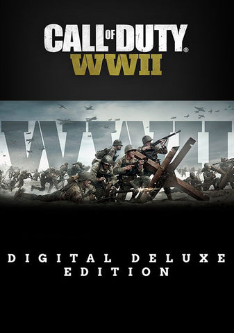 CALL OF DUTY: WORLD WAR II (DELUXE EDITION) - STEAM - MULTILANGUAGE - EU