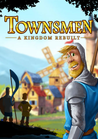 TOWNSMEN - A KINGDOM REBUILT - STEAM - MULTILANGUAGE - EMEA / ASIA