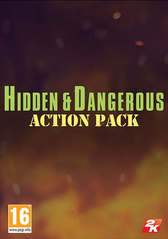 HIDDEN & DANGEROUS: ACTION PACK - STEAM - PC - WORLDWIDE