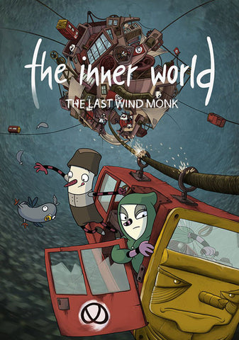 THE INNER WORLD - THE LAST WIND MONK - STEAM - PC - EMEA, US & ASIA