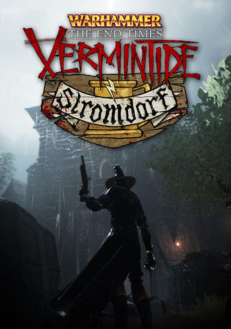 WARHAMMER: END TIMES - VERMINTIDE STROMDORF (DLC) - STEAM - PC - WORLDWIDE