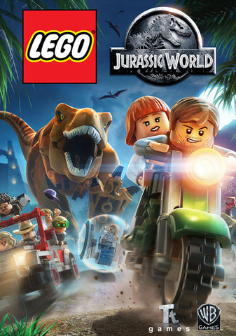 LEGO JURASSIC WORLD: JURASSIC WORLD (DLC) PACK (DLC) - STEAM - PC