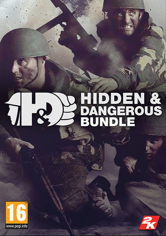 HIDDEN & DANGEROUS BUNDLE - STEAM - PC - WORLDWIDE