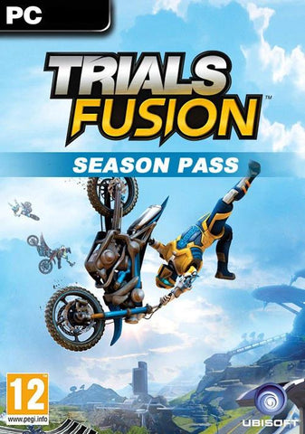 TRIALS FUSION SEASON PASS - UPLAY - MULTILANGUAGE - EU - PC