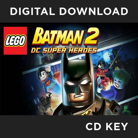 LEGO: BATMAN 2 - STEAM - PC - WORLDWIDE