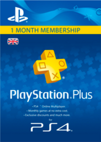 PLAYSTATION NOW - 1 MONTH (UK) - PLAYSTATION - EU - EN