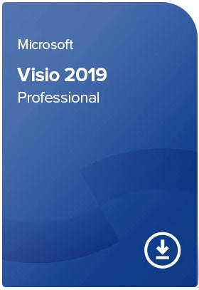 MICROSOFT VISIO 2019 PROFESSIONAL - OFFICIAL WEBSITE - MULTILANGUAGE - EU - PC Libelula Vesela