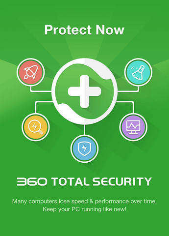 360 TOTAL SECURITY 1 DEVICE 2 YEARS PC - OFFICIAL WEBSITE - MULTILANGUAGE - WORLDWIDE - PC